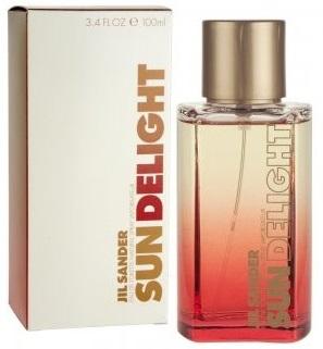 Jil Sander Sun Delight 100 ml eau de toilette spray. - Parfum
