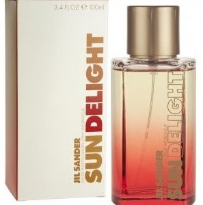 Jil Sander Sun Delight 100 ml eau de toilette spray. - Parfum