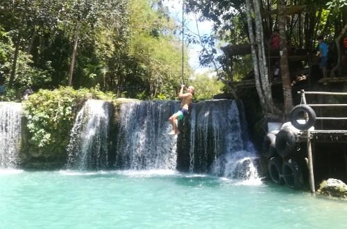 chutes d'eau siquijor voyage philippines