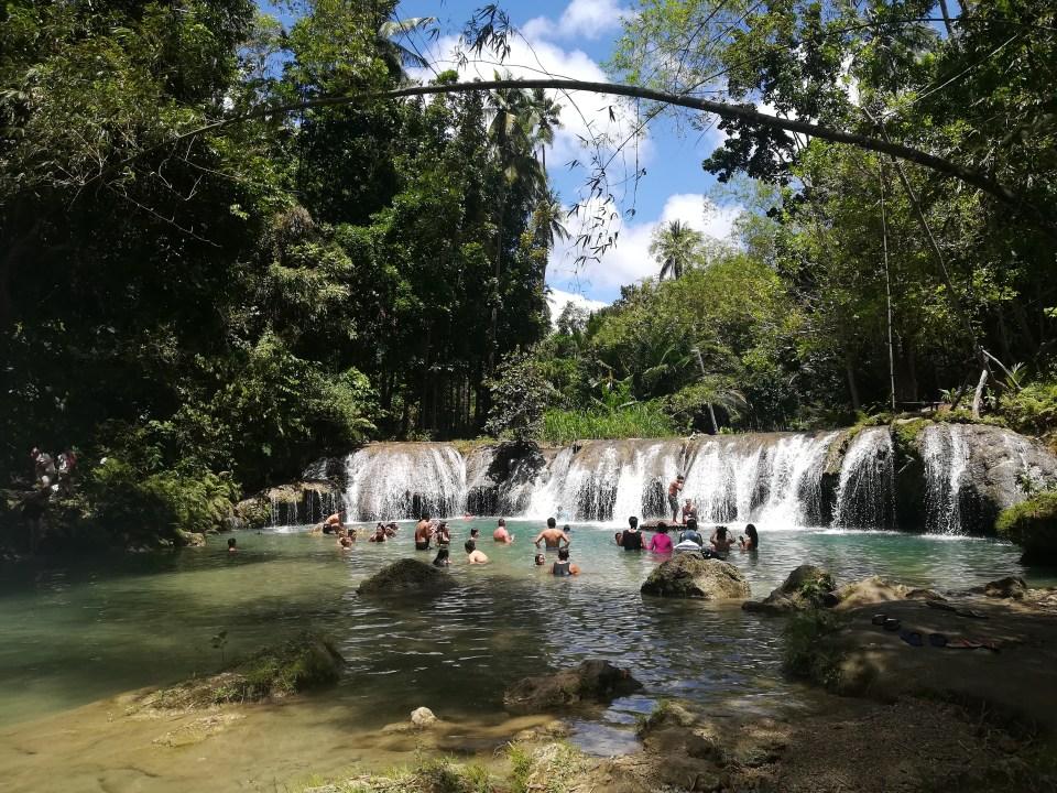 cambughay falls siquijor voyage