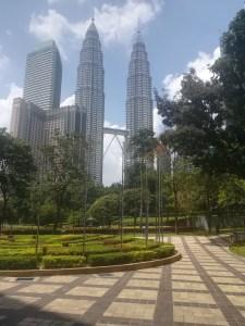 Petronas Towers blog voyage Malaisie