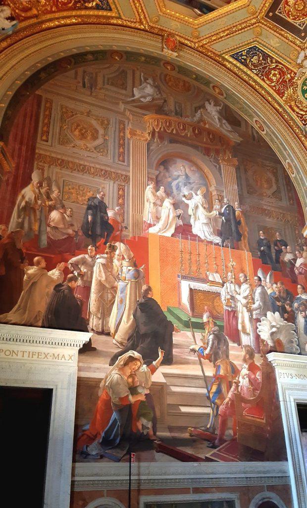 blog-voyage-couple-parfums-de-liberte-leo-et-julie-petit-budget-visiter-italie-rome-musee-vatican-musei-vaticani-fontaine-de-trevi-basilique-saint-pierre-coronavirus-billet-ticket-avant
