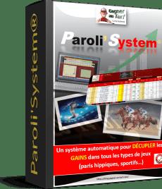 Box Paroli System - Méthode pour miser moins et gagner plus - Pari-Gagnant.com