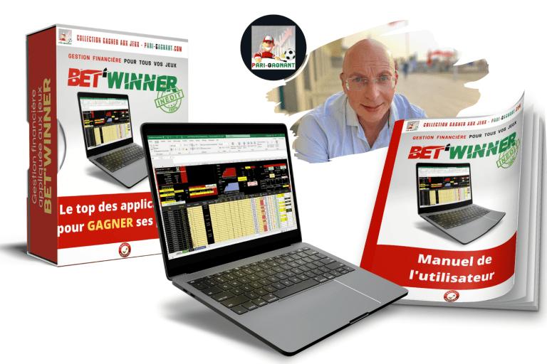 Gagner au turf et aux paris sportifs avec la gestion financière Bet'Winner® - Pari-Gagnant.com