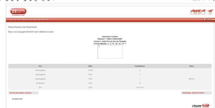 Gains Zeturf sélection rentable offerte Bet'Winner® - Gagner au Turf - Pari-Gagnant.com