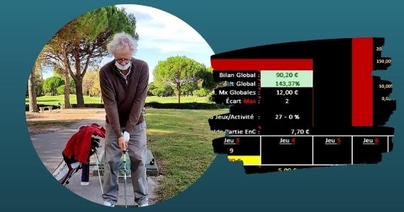 La gestion financière Bet'Winner - Interview Denis - Pari-Gagnant