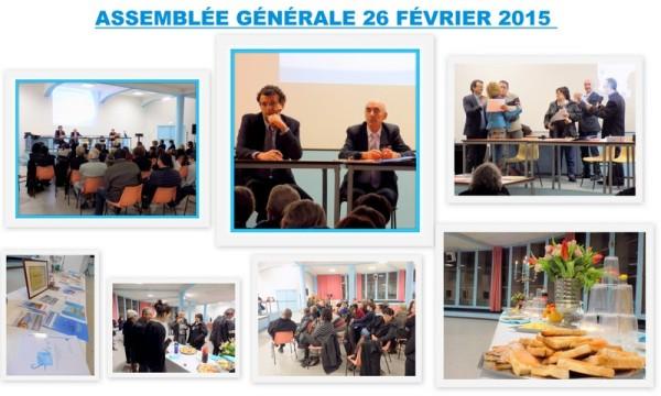 ASSEMBLEE GENERALE 2015