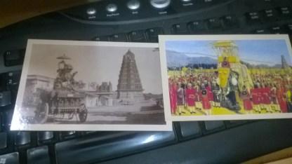 The Chamundi Temple and the Dasara Procession, Mysore