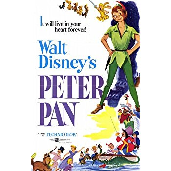 My Big Disney Project Update- Peter Pan