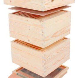 Bijenhof simplex kast