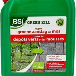 BSI Groene Aanslag en Korstmos  5 L