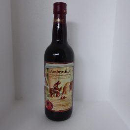 Ambrosiawijn rood  75 cl