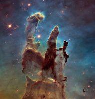 Pillars of Creation: Eagle Nebula