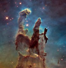 Pillars of Creation: Eagle Nebula
