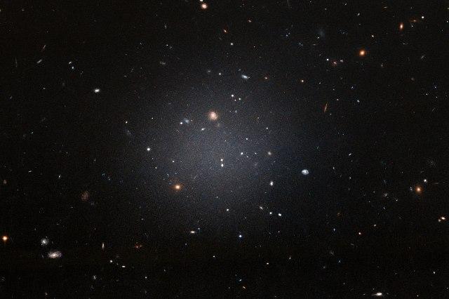 NGC1052-DF2 விண்மீன் பேரடை