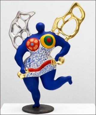 Niki De Saint Phalle œuvres D Art : saint, phalle, œuvres, Saint-Phalle:, Toutes, Facettes, Cette, Femme-artiste, Grand, Palais