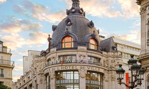 LE BHV Marais - Paris