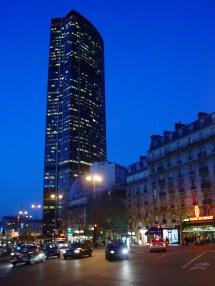 Montparnasse Tower Paris
