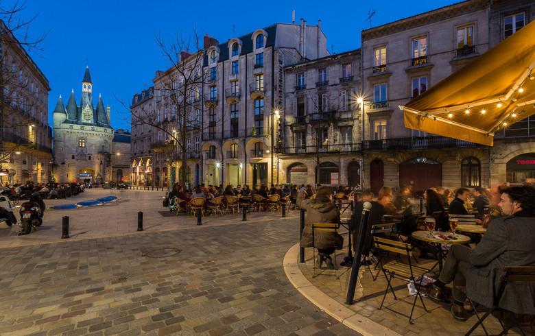 Vivre à Bordeaux : la Porte-Cailhau