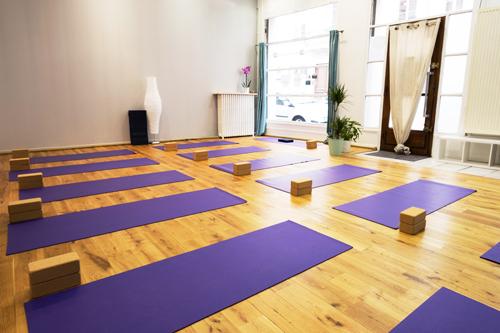 studio yoga pilates déménager à lyon