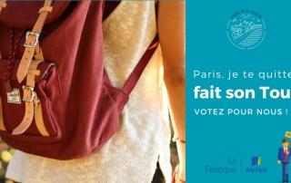 PARIS JE TE QUITTE fait son Tour