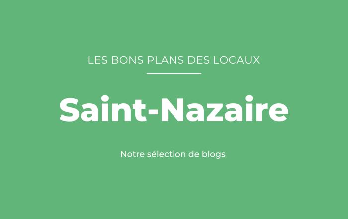 Notre sélection de blogs à Saint-Nazaire