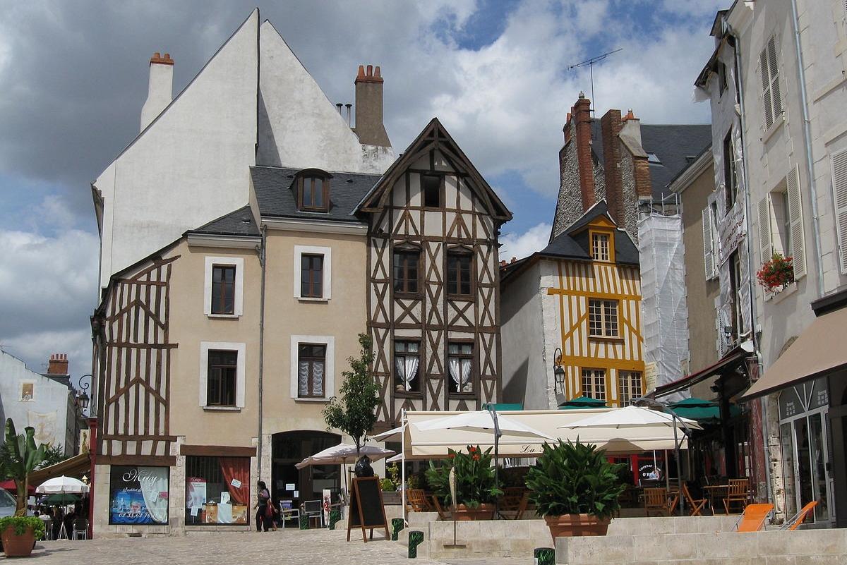 logement à Orléans