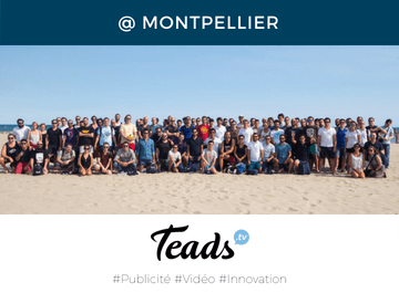offre emploi teads montpellier