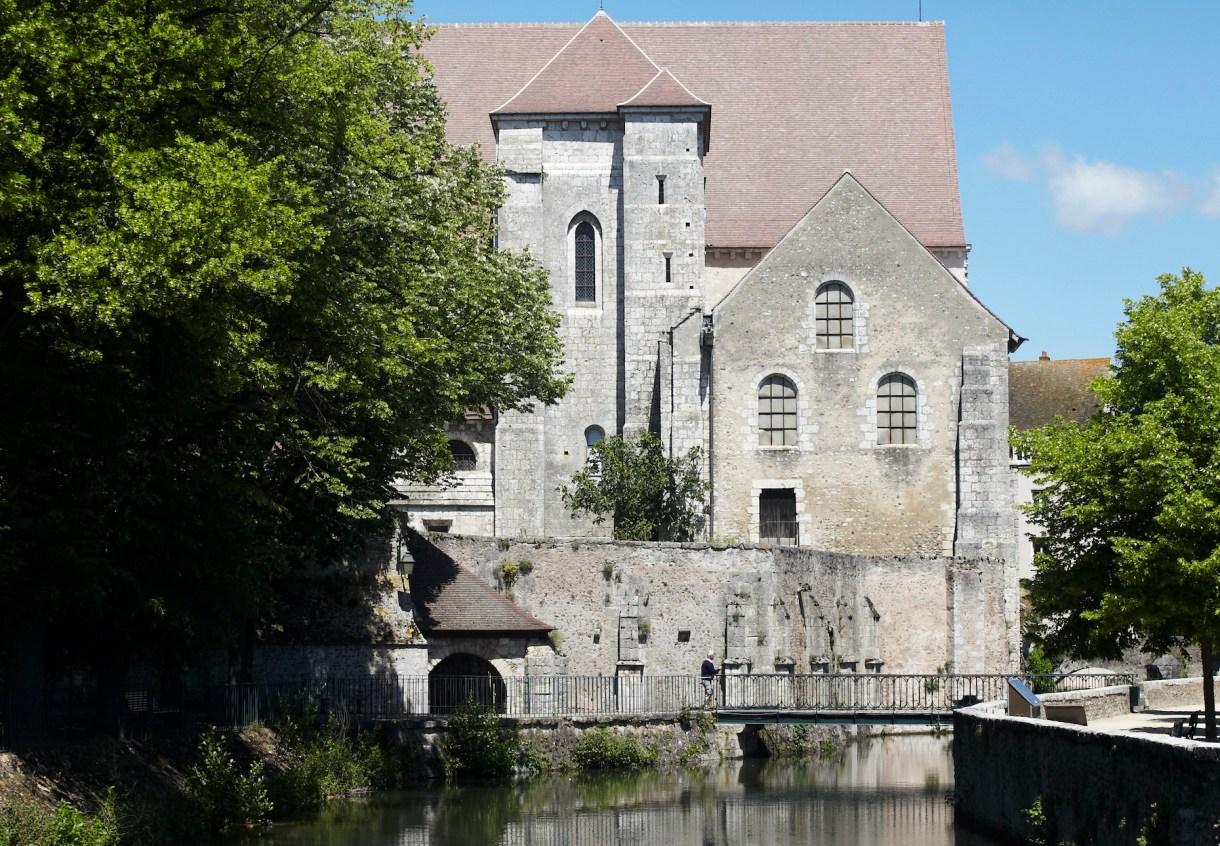 collégiale saint André Chartres