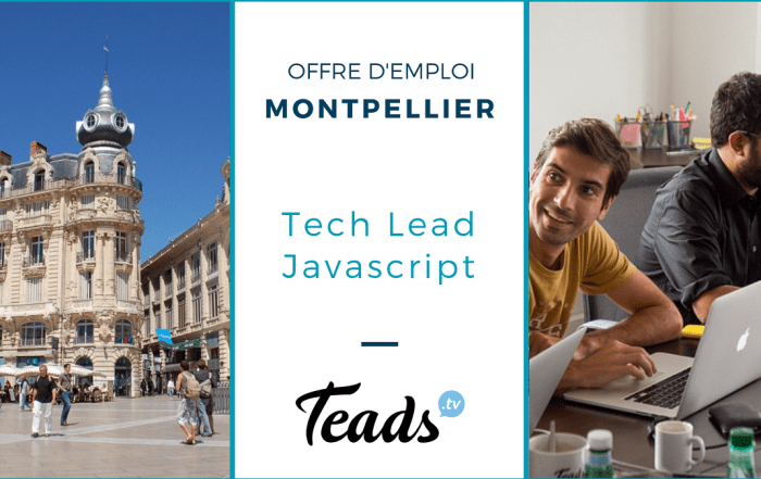 teads tech lead javascript