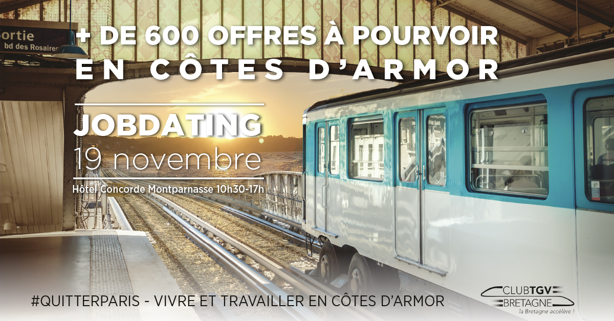 job dating cotes d'armor