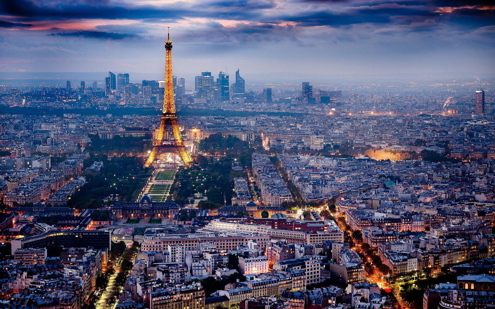 esti találkozó egyetlen párizs