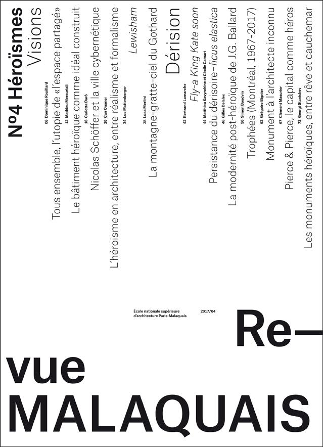 École | PUBLICATION