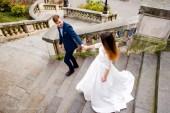 Свадебная фотосессия в Париже у Эйфелевой башниСвадебная фотосессия в Париже у Эйфелевой башни