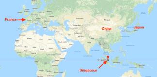 Ou est Singapour