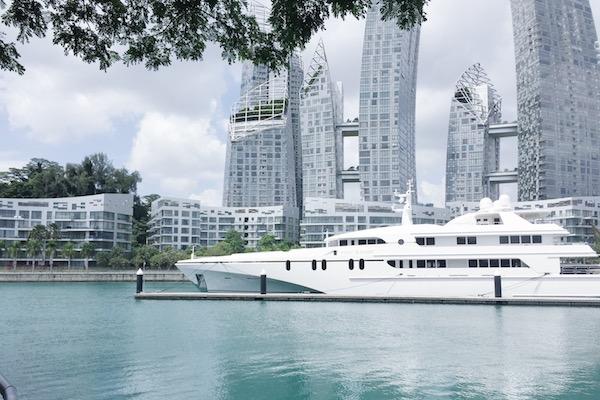 Cout de la vie a Singapour