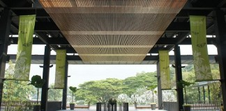 HortPark garden à Singapour