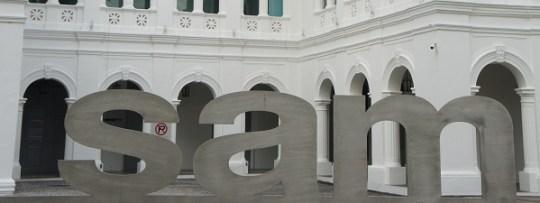 Singapore Art Museum SAM