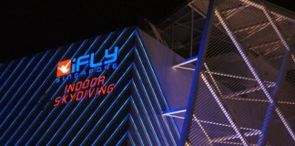 iFly Singapour