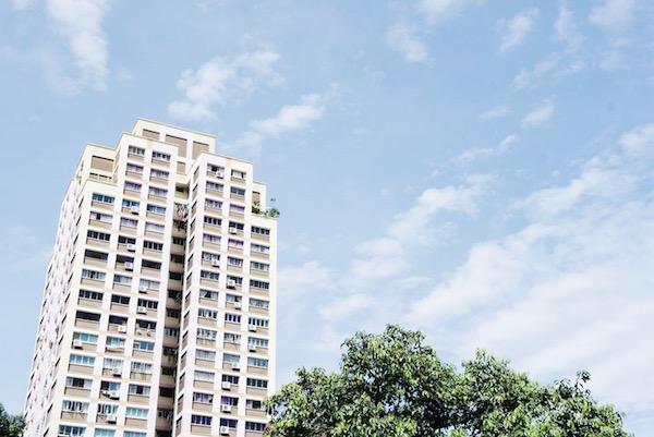 HDB à Singapour