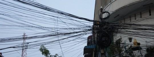 Electricité, Phnom Penh Style