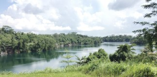 Pulau Ubin Singapour