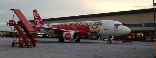 AirAsia fait la liaison Singapour à Kota-Bharu via Kuala Lumpur