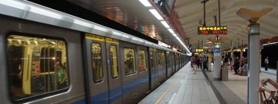 Le métro de Taipei