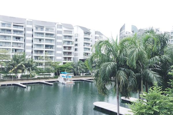Se loger à Singapour