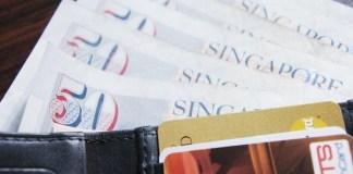 Billets de banque à Singapour
