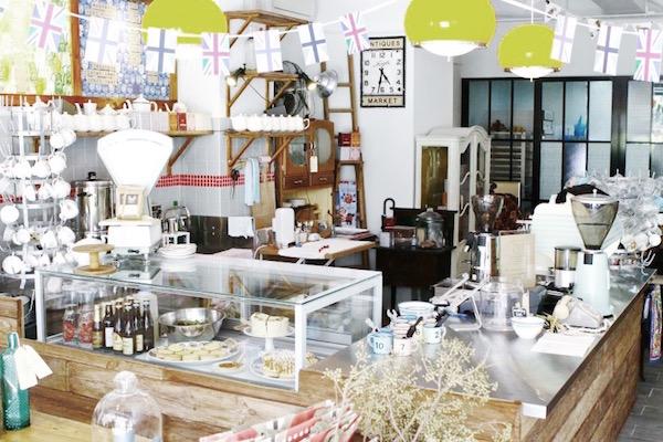 Café à Singapour - Carpenter & Cook