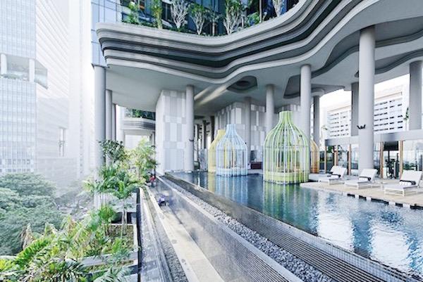 Hotels à Singapour - Parcroyal on Pickering