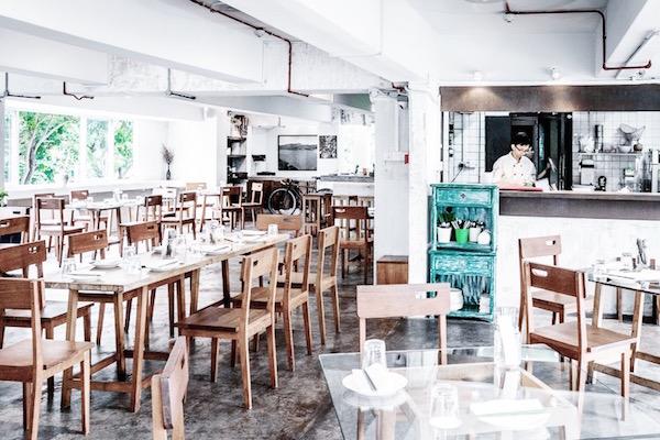 Restaurant à Singapour - Kilo Kitchen