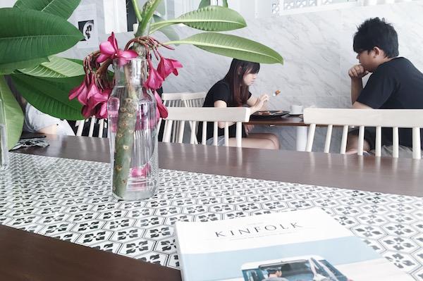 Cafe The Lodge à Johor bahru